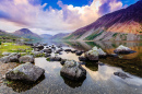 Wastwater, Lake District, Cumbria, England