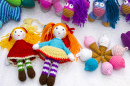 Crocheted Toys