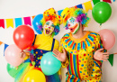 Cheerful Clowns