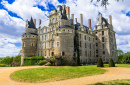 Chateau de Brissac, Loire Valley, France