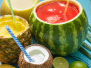 Tropical Fruit Juices