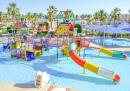 Water Park in Hurghada, Egypt