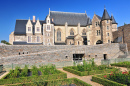 Chateau d'Angers, Loire Valley, France