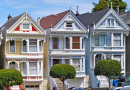 Painted Ladies, San Francisco CA