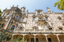Regaleira Palace, Sintra, Portugal