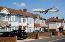 Planes Landing at London Heathrow Airport