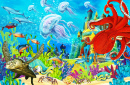 Underwater Fantasy World
