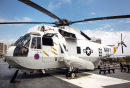 SH-3 Sea King Helicopter