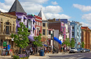 Adams Morgan Neighborhood, Washington DC