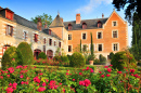 Clos Luce Mansion in Amboise, France