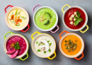 Vegetables Cream Soups