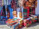 Street Market In Chefchaouen, Morocco