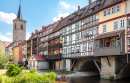 Merchants' bridge, Erfurt, Germany