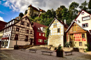 Old City of Heidenheim, Germany