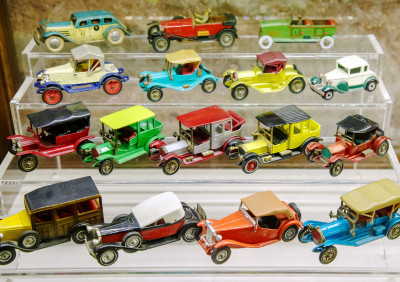 Collection of Model Cars