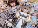 Porcelain Girl Dolls