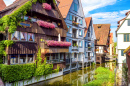 Town of Ulm, Germany