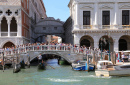 Bridge of Sighs and Doge's Palace, Venice