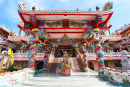 Chinese Temple, Chonburi, Thailand