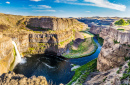 Palouse Falls, Southeast Washington