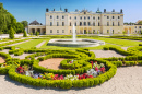 Branicki Palace and Gardens, Poland