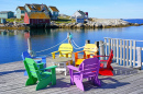 Peggy's Cove Fishing Village, Canada