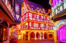 Christmas Time in Colmar, France