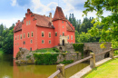Cervena Lhota Castle, Czech Republic