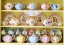Vintage Teapots and Tea Cups