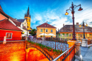 The Liars Bridge, Sibiu, Romania