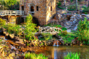 Old Mill in North Little Rock, Arkansas