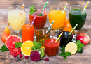 Fruit and Vegetable Juices and Smoothies