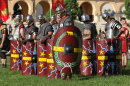 Roman Troops Historical Re-enactment