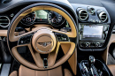 Bentley Bentayga Dashboard