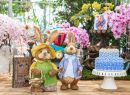 Rice Straw Rabbit Dolls