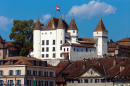Nyon Castle, Switzerland