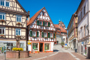 Old Town of Gernsbach, Germany