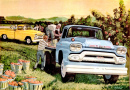 1959 GMC Pickup & Flatbed Truck