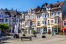Goose Market Square, Herford, Germany