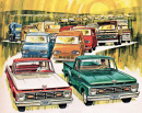 1964 Ford and Mercury Trucks
