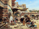 Market at Jaffa