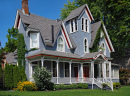 Victorian House in Kingston, Ontario