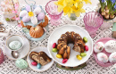 Festive Easter Table