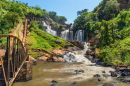 Waterfall in Tombos, Brazil