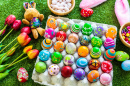 Сolorful Easter Eggs