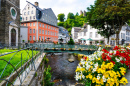 Historic Center of Monschau, Germany