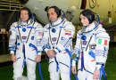 ISS Expedition 42/43 Crew