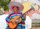 Mexican Guitar Player