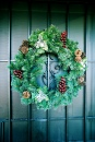 Christmas Wreath puzzle on TheJigsawPuzzles.com