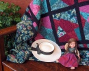 Hat, Doll and Quilt